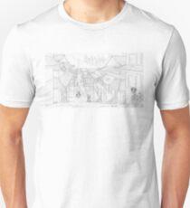Pagoda Slums T-Shirt