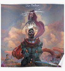 Jon Bellion All Time Low Poster