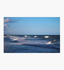Sea Waves Photographic Print