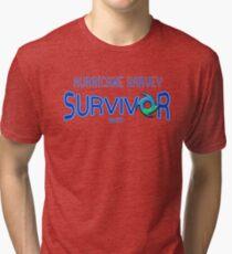 Texas Strong - Hurricane Harvey Survivor Relief Effort T-shirt Tri-blend T-Shirt