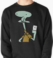 Schlecht gezeichnetes Widward Sweatshirt