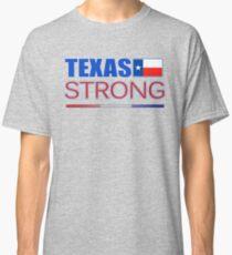Texas Strong - Hurricane Harvey Survivor Relief Effort T-shirt Classic T-Shirt
