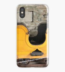 The Dinorwic Carriage iPhone Case