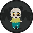Zombie Chibi-Day 24 by sinycdesign