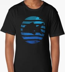 Love Fish - Grunge Long T-Shirt