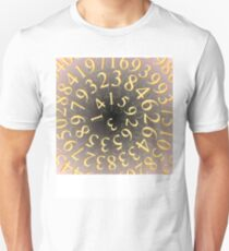 T-shirst  numbers Unisex T-Shirt
