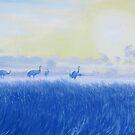 Emu Dawn by Cary McAulay