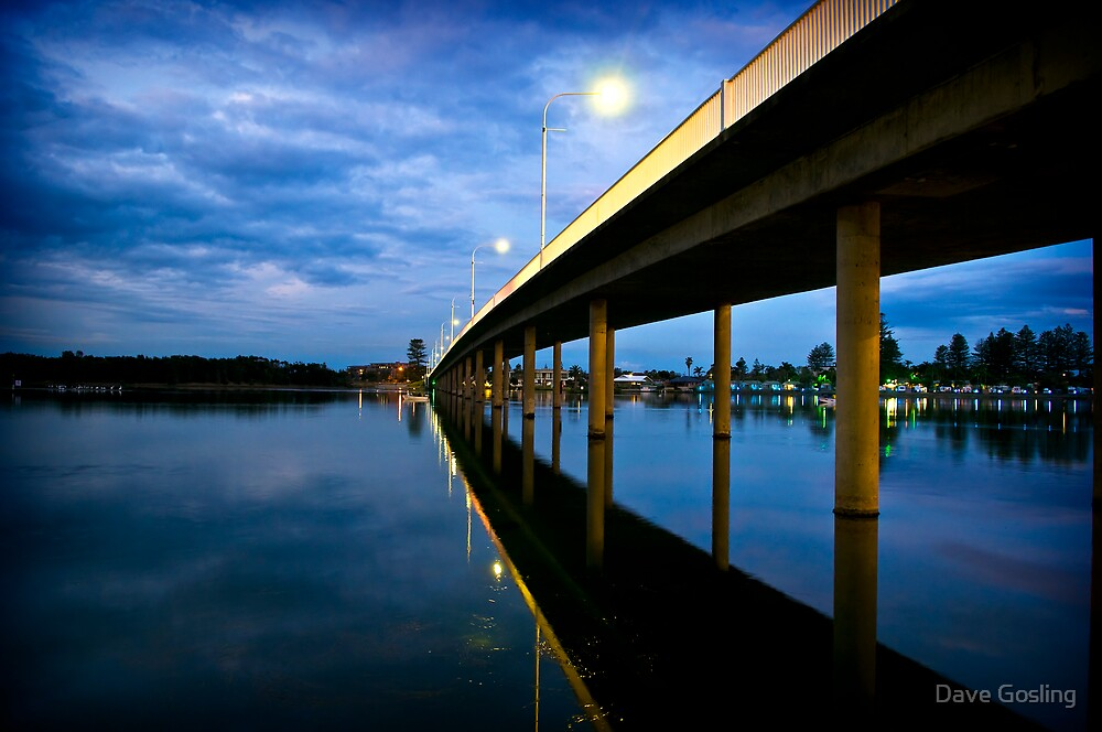The Bridge by Dave  Gosling Photography
