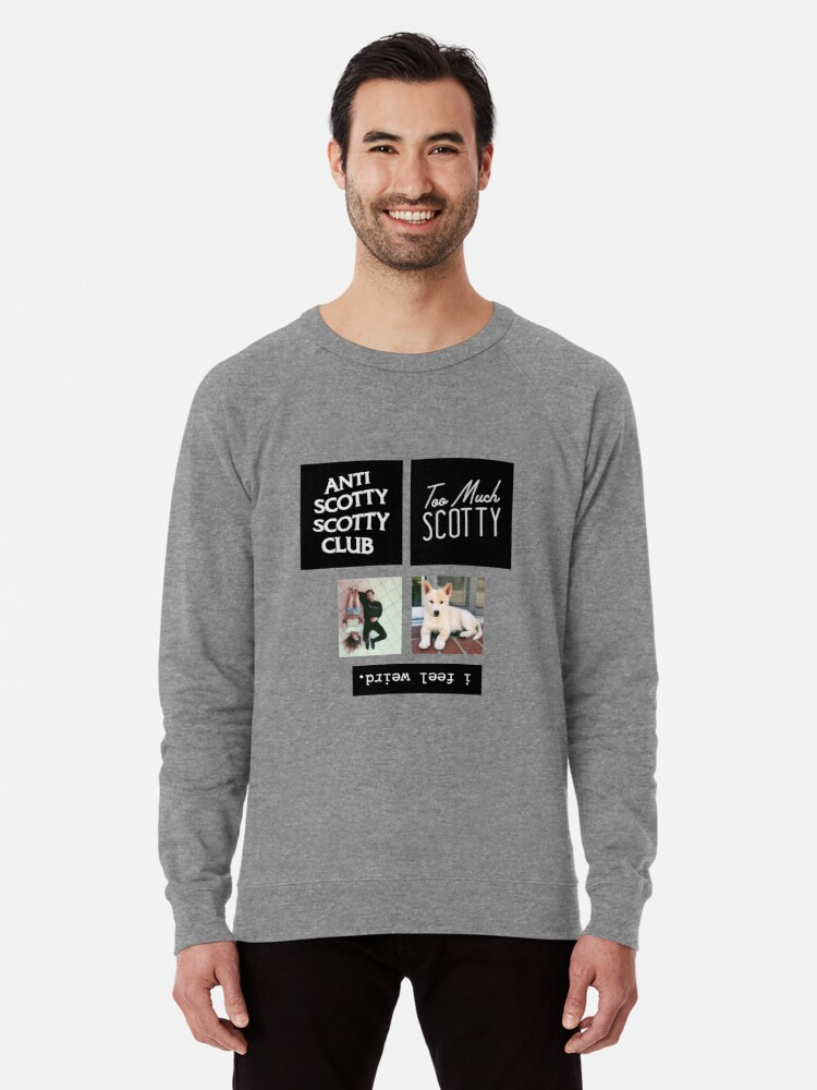 8f8f4aeb Lightweight Sweatshirt. Add to cart. Scotty Sire, kristen mcatee pack, too  much scotty anti scotty club, link,