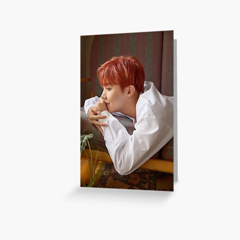 J-hope - Love Yourself Greeting Card