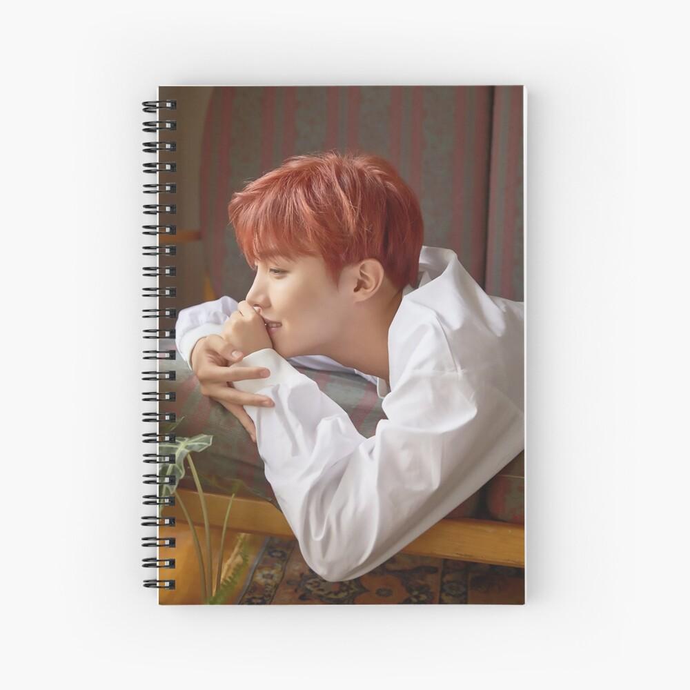 J-hope - Love Yourself Spiral Notebook