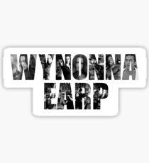 Wynonna Earp  Sticker