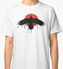 Chloe Price Black/Red Raven - Life Is Strange Before The Storm Classic T-Shirt