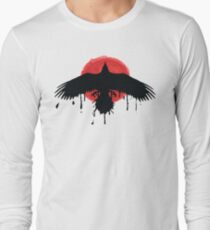 Chloe Price Black/Red Raven - Life Is Strange Before The Storm Long Sleeve T-Shirt
