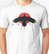 Chloe Price Black/Red Raven - Life Is Strange Before The Storm Unisex T-Shirt