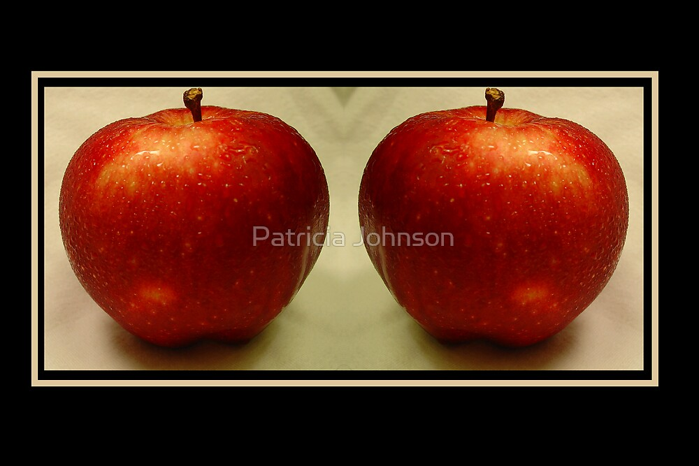 Apples by Patricia Johnson