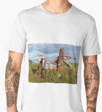 Out to Pasture Men's Premium T-Shirt