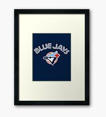 TORONTO BLUE JAYS Framed Print
