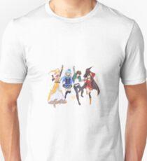 Camiseta ajustada Konosuba 1