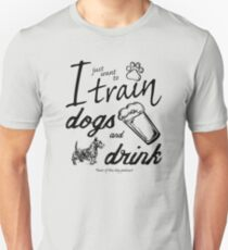 Train and Drink T-Shirt
