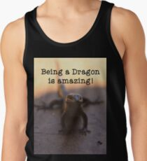 Being a dragon is amazing! Tank Top