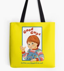 Child's Play - Good Guys - Chucky Tote Bag