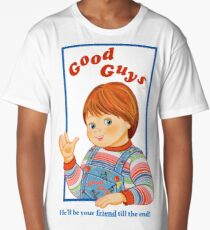 Child's Play - Good Guys - Chucky Long T-Shirt