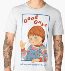 Child's Play - Good Guys - Chucky Men's Premium T-Shirt