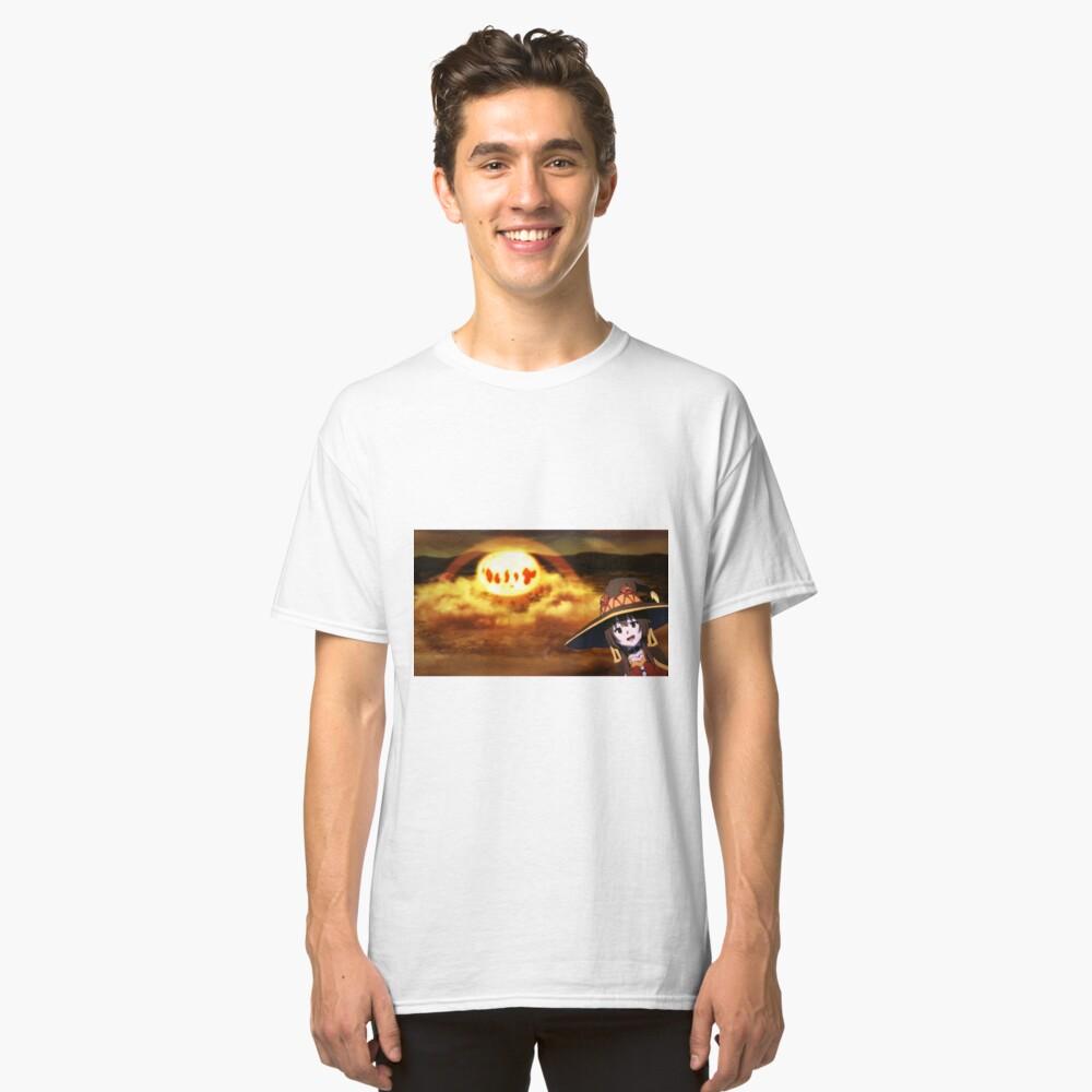 Konosuba Megumin EXPLOSION 2 Camiseta clásica