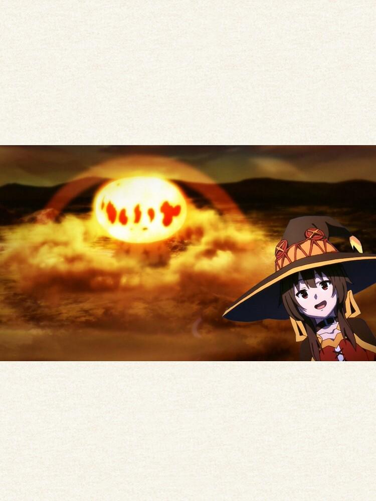 Konosuba Megumin EXPLOSION 2 de EntropicAN