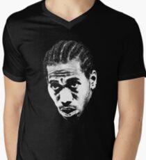 charismatisches Kawhi T-Shirt mit V-Ausschnitt für Männer