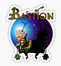 "Bastion - Kid's ""Heartless"" Sticker"