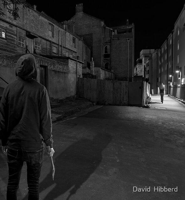 Evil Intensions by David  Hibberd