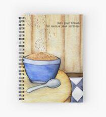 Snatch - Save Your Breath Spiral Notebook