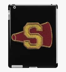Sunnydale cheerleader  iPad Case/Skin