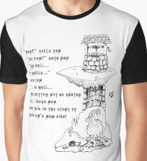What lay beneath 1 Graphic T-Shirt