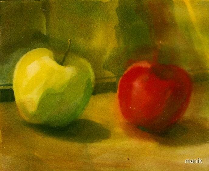 apple by manik