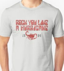 Rock You Like A Hurricane T-Shirt