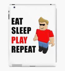 Roblox - Eat Sleep Play Repeat iPad Case/Skin