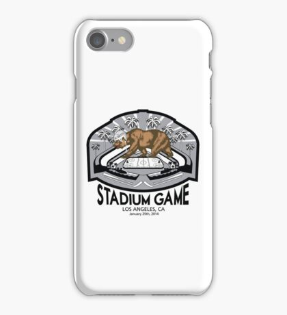 2014 LA Outdoor Game T-Shirt iPhone Case/Skin