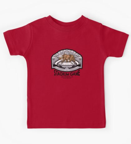 2014 LA Outdoor Game T-Shirt Kids Clothes