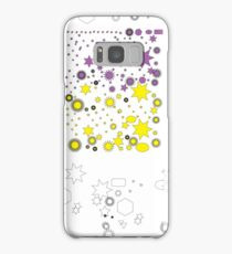 Miscellaneous Shapes Samsung Galaxy Case/Skin