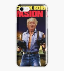 Boris Johnson - Chuck Boris T-Shirt iPhone Case/Skin