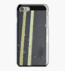 Road Markings iPhone Case/Skin