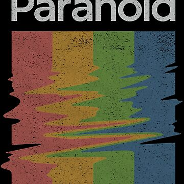 Paranoid by Verso