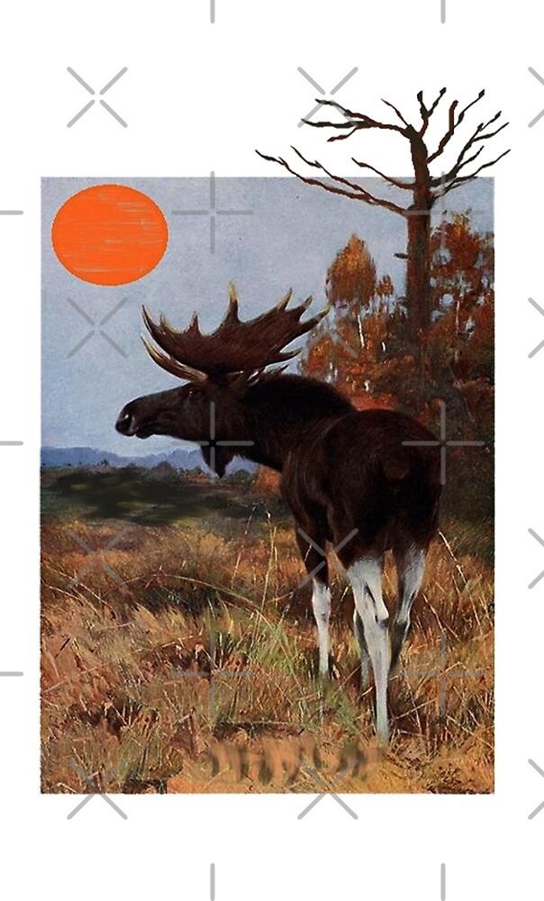 The Great Wildlife by NINUNO