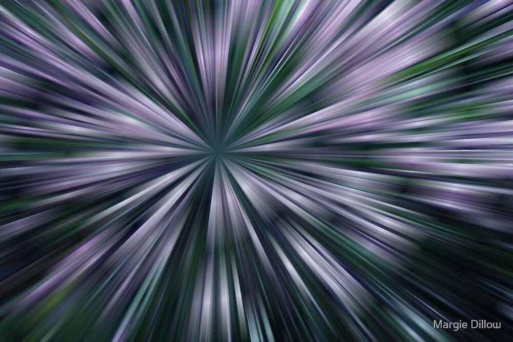 A Burst of Lavendar by Margie Dillow
