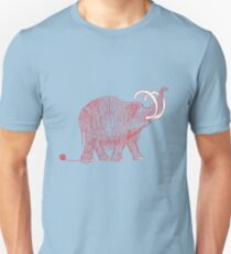 The wooly mammoth Slim Fit T-Shirt