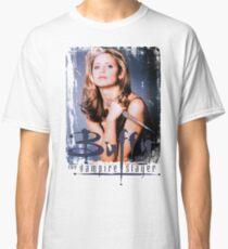 Buffy Blue Classic T-Shirt