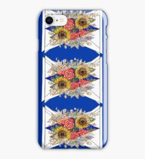 Sunflowers and Roses  iPhone Case/Skin